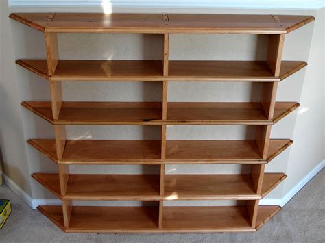 shelves for dvd dvd shelf plans wood diywoodplans