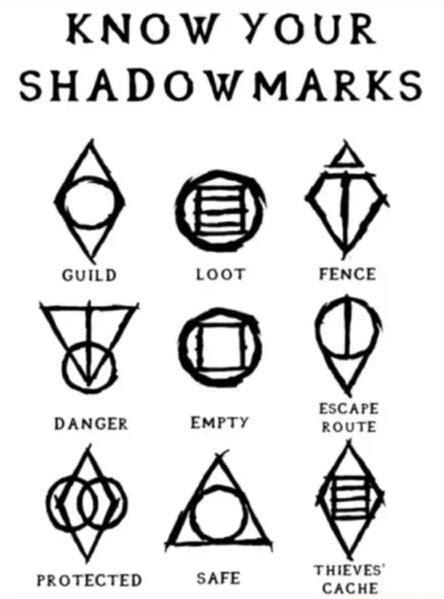 skyrim shadowmarks