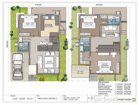 Duplex House Plans by Neoteric 12 Duplex House Plans For 30x50 Site East Facing