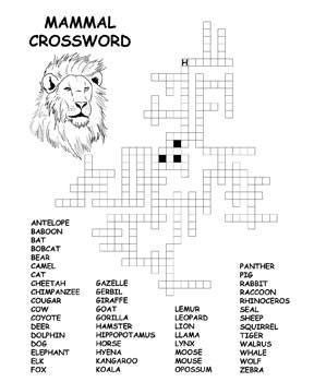 easy crossword puzzles south africa activities crafts and word puzzles on pinterest