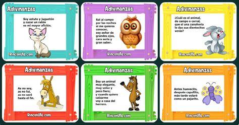 descargar pdf el libro de respuestas para ninos volumen 2 libro e en linea adivinanzas animales para ni 241 os portada imagenes educativas