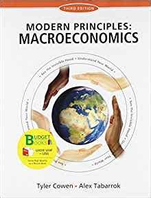modern principles macroeconomics books leaf version for modern principles of macroeconomics