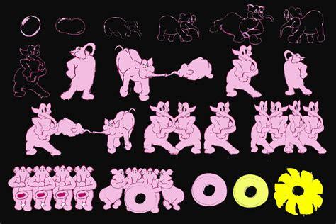 Girlset Pink Elephant uhh those pink elephants by shellquake on deviantart