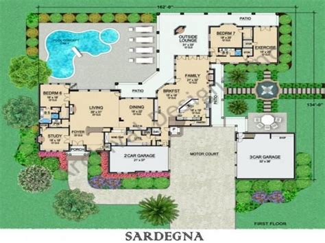 house plans for mansions cape cod house plans house floor plans with 6 car garage
