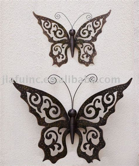 Butterfly Home Decor by Metal Wall Decor Everything Butterfly I