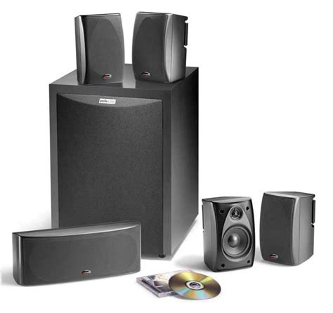 polk audio rm6750 5 1 channel home theater