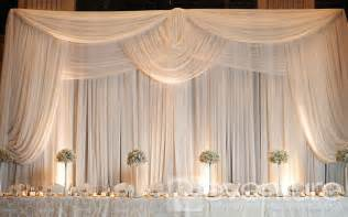 Wall Draping Fabric Draping Backdrops For Weddings And Corporate Events