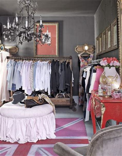 How To Turn A Room Into A Walk In Closet by Amherts Gray Eclectic Closet Benjamin Amherst Gray Country Living