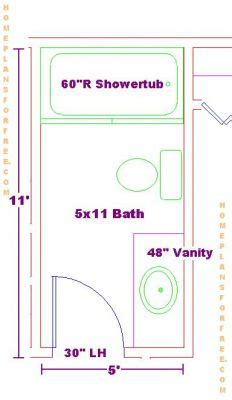 9 X 6 Bathroom Layout by Click To View Size Image