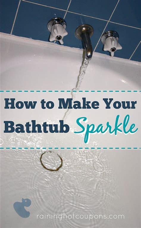 how to get your bathtub clean 16 diy tips and tricks to get a jump on spring cleaning