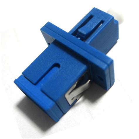 Adapter Fiber Optic Sc sc to lc adapter beyond optics fiber optic products supplier in china