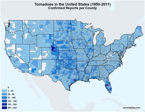 tornadoes in texas map texas counties