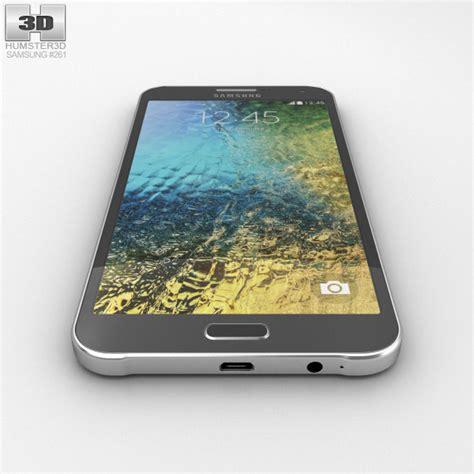Fm Samsung Galaxy E7 Custom 1 samsung galaxy e7 black 3d model hum3d
