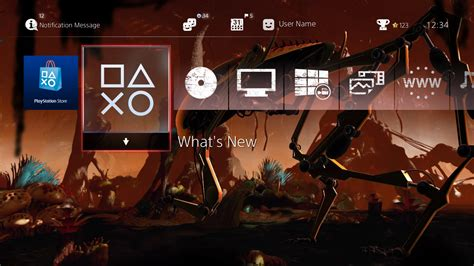 ps4 themes release ps4 exclusive shadow of the beast recieves a may 17