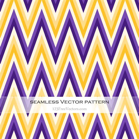 pattern zig zag background vector yellow and violet zigzag pattern background 123freevectors