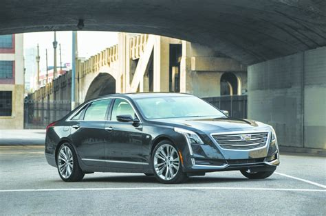 new cadillac size sedan cadillac rolls out the all new ct6 sedan and one