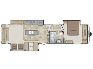 keystone fifth wheel floor plans 2015 keystone cougar 333mks floor plan 5th wheel