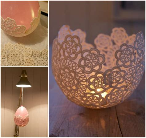 Handmade Candle Holder Ideas - 17 unique diy home decor ideas you will only find here