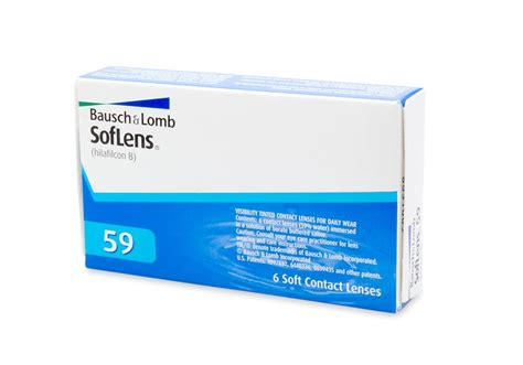 Soflens Bausch Lomb 59 Monthly Contact Lenses bausch and lomb soflens 59 contact lenses clearlycontacts au