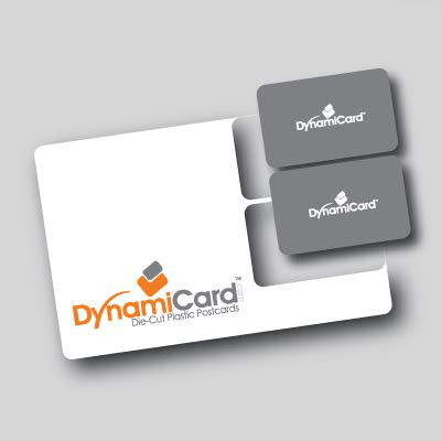 Gift Card Size - jumbo size 2 horizontal gift card dynamicard