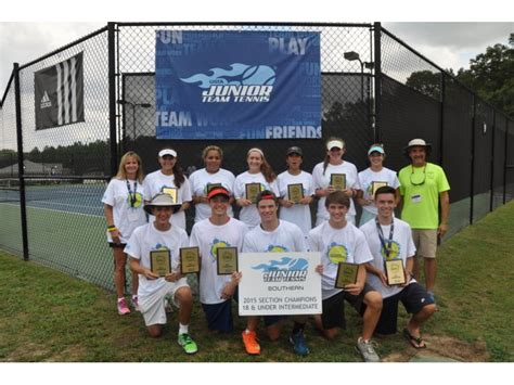 usta southern section kennesaw team to represent usta southern intermediate