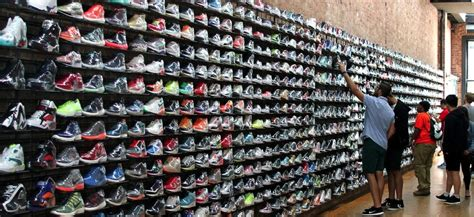 athletic shoe stores nyc the 10 best sneakers shops in new york city