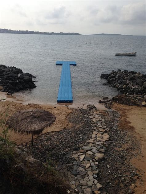 floating boat jetty gallery floats ahoy