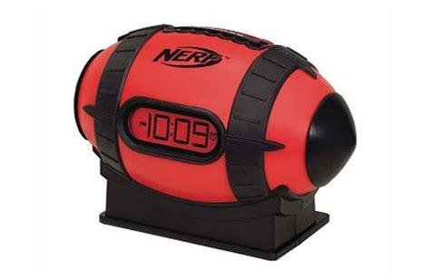 football alarm clock nerf football alarm clock