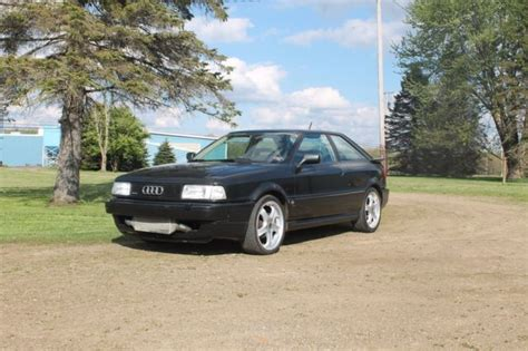audi coupe 1990 1990 audi coupe quattro 20v 3b turbo s2 for sale photos