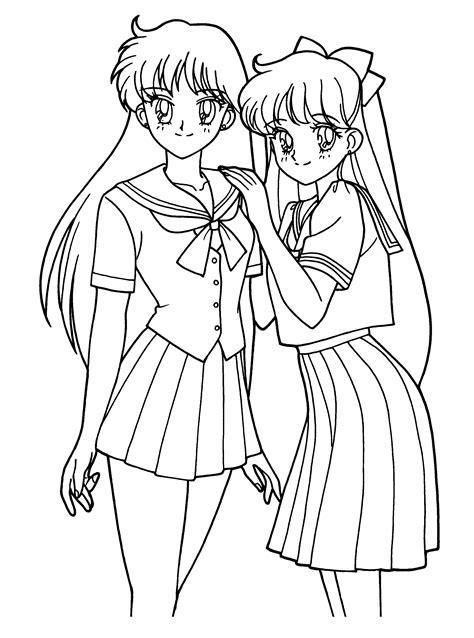 Mewarnai Sailor Moon: Gif Gambar Animasi & Animasi