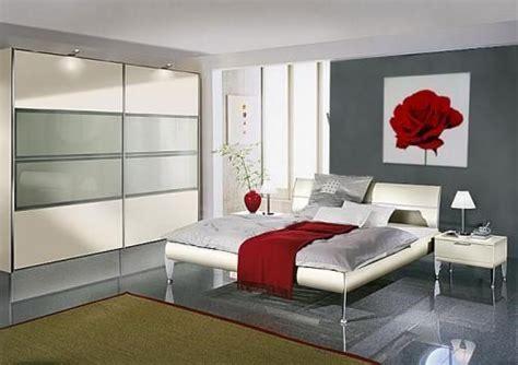 dormitorio gris  rojo casa web