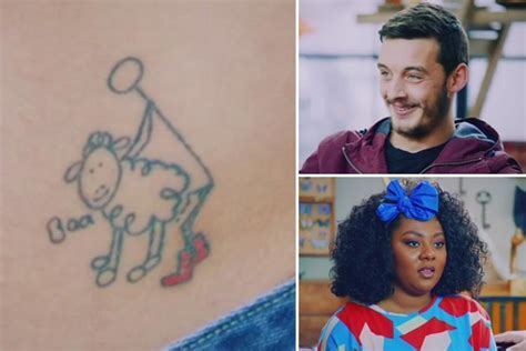 tattoo fixers funniest tattoo fixers shocked by welshman s sheep sh tattoo