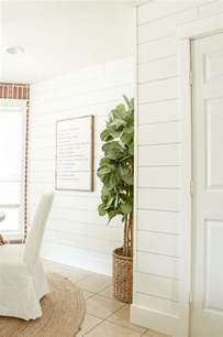 Bathroom Baseboard Ideas shiplap walls the cheap amp easy way little red brick house
