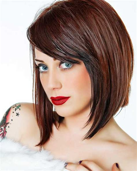 haircuts medium length easy hairstyles for thick hair medium length images