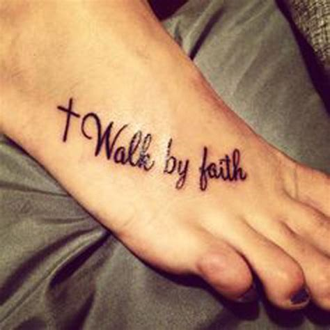 walk by faith tattoos 51 best tattoos design and ideas