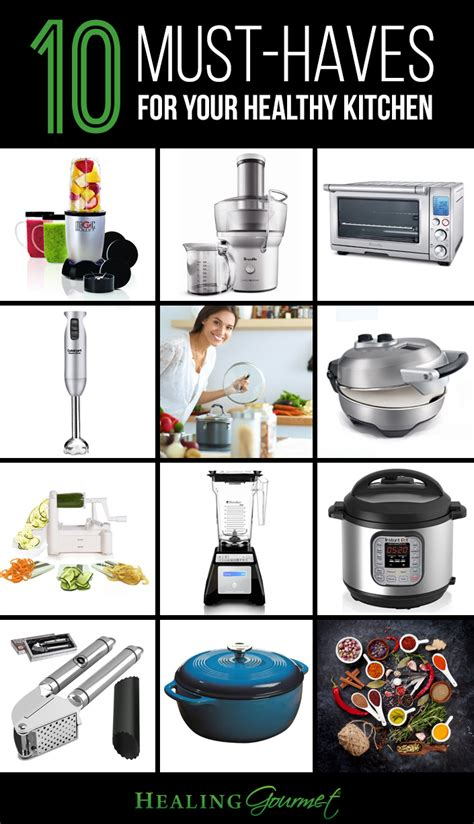 healthy kitchen appliances the 10 best kitchen appliances for healthy cooking