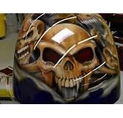 Custom Paint  Motorcycle Airbrushed Automotive