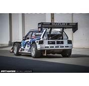 Suzuki Escudo Pikes Peak Engine  Image 45