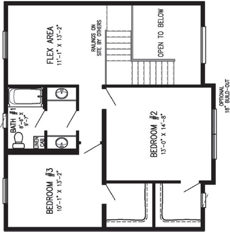 stratford homes floor plans stratford homes brooklyn ii excelsior homes west inc