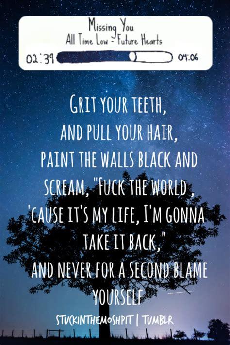 toxic lyrics all time low all time low lyrics www pixshark images