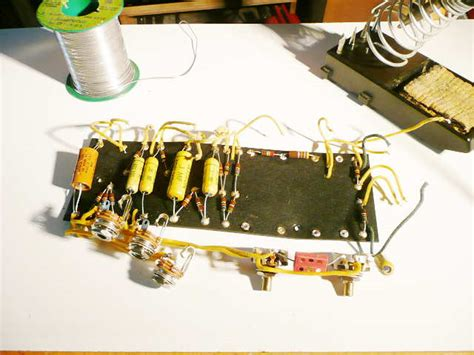 jazz guitar tone capacitor capacitor de jazz bass 28 images luxe1960 61 stack knob jazz bass capacitor resistor kit nos