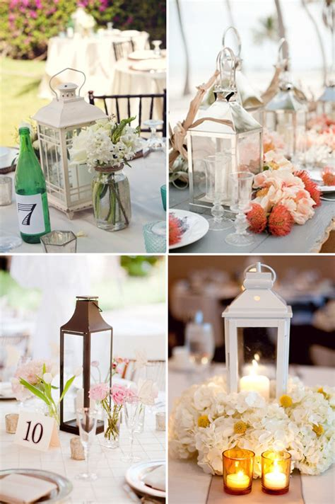 using lanterns for wedding centerpieces rustic lantern wedding centerpieces memes
