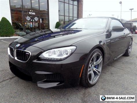 2014 bmw m6 convertible base 2dr rear wheel drive convertible interior 2014 bmw m6 base convertible 2 door for sale in united states