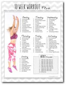 workout plan for at home 10 week workout plan to insanity back