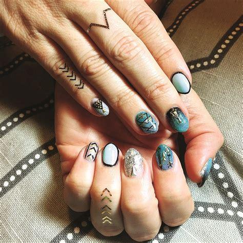 flash tattoo nails flash tattoo nail art nail art ideas