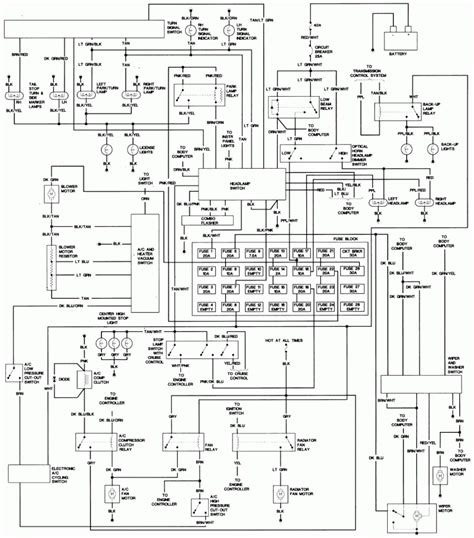 1969 dodge bee wiring diagram free wiring