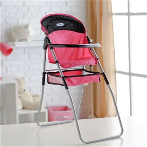 Graco Doll High Chair Set by Graco 2 In 1 High Low Doll Chair Baby Doll Furniture At