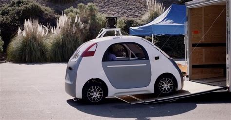 Design Google Car | meet google s own self driving car that will change the