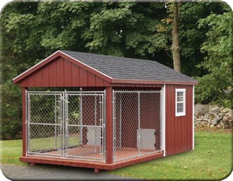 dog kennel backyard outdoor dog kennel home projects pinterest