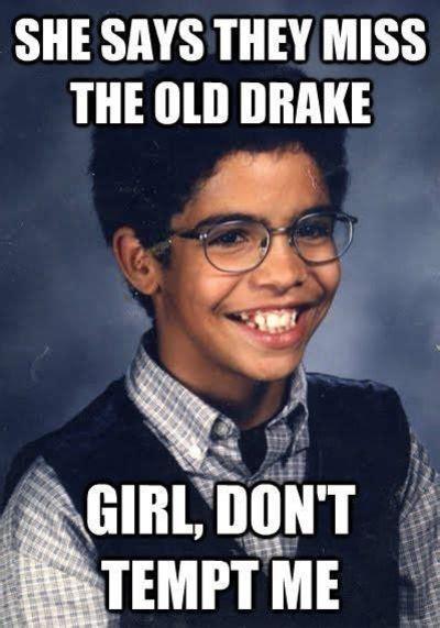 Drake Degrassi Meme - pre degrassi even internet memes juxtapost